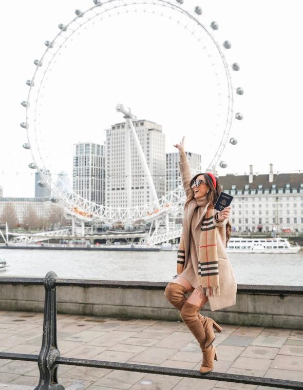 Moving To London Series: I Got My Visa!