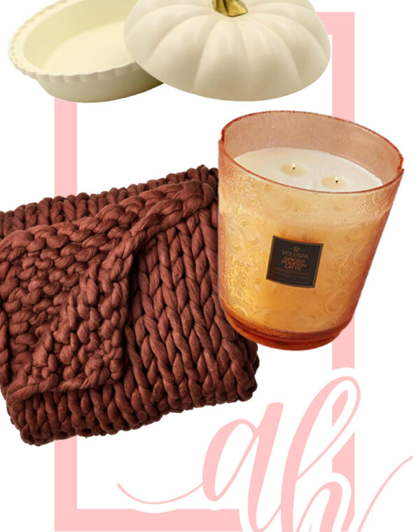 Home Decor On My Lust List For Fall