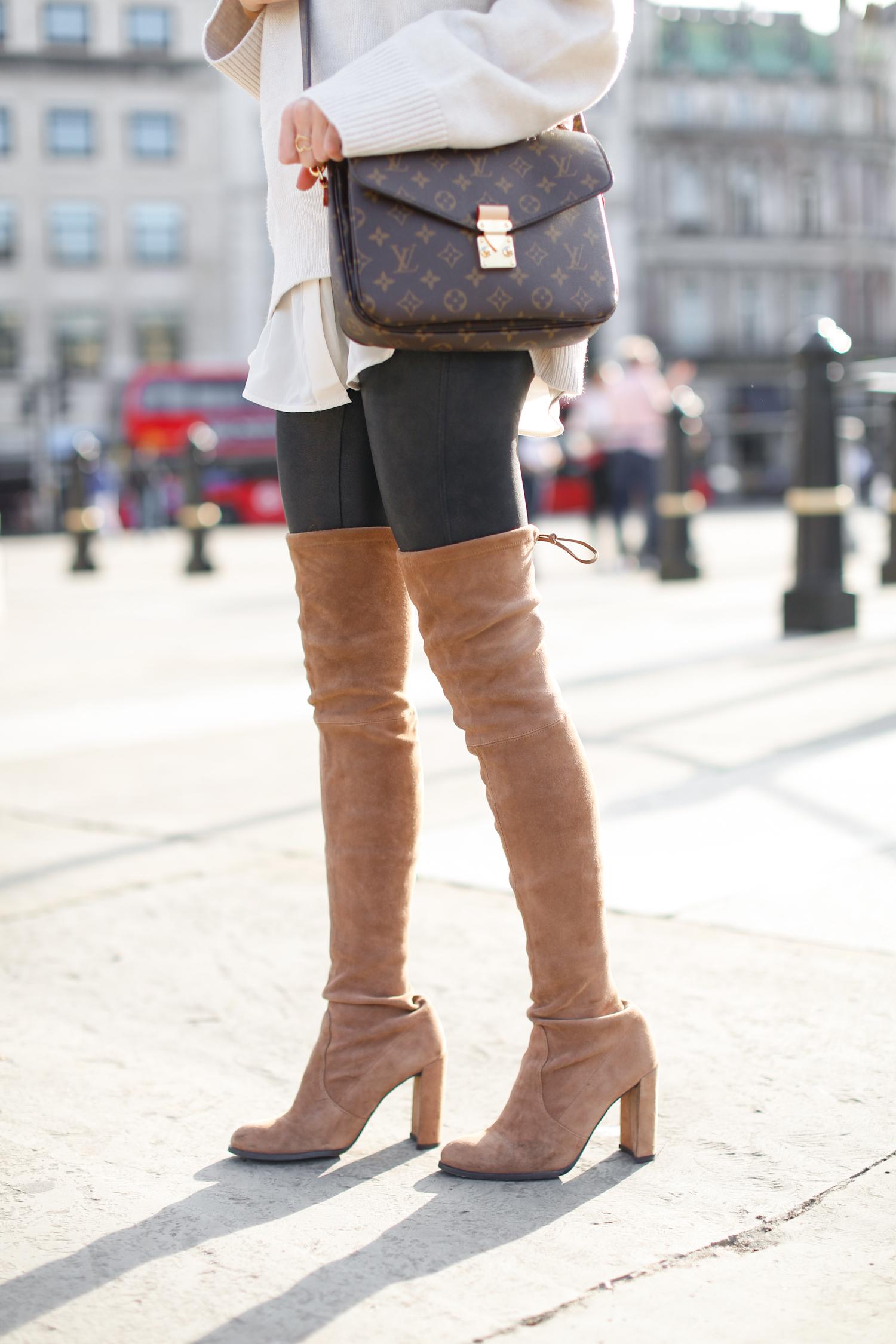 basic stuart weitzman boots