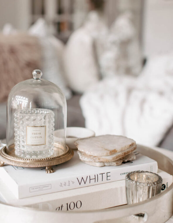 Winter Whites I'm Loving For Your Home & Wardrobe
