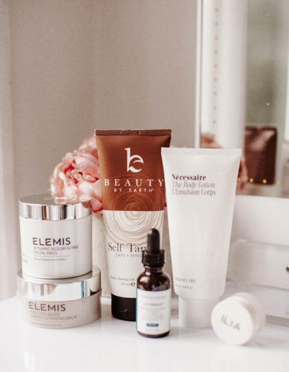 Pregnancy-Safe Skincare Products I've Used & Loved