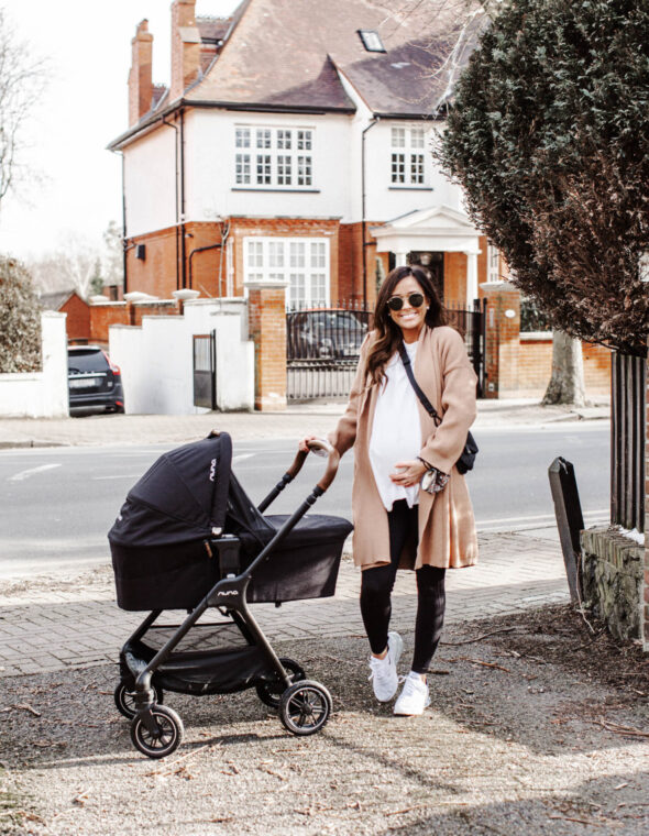 The Stroller and Car Seat We Chose + Why