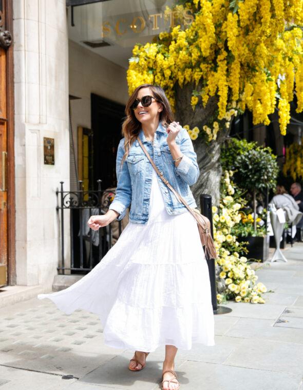 The White Dresses I'm Eyeing For Summer