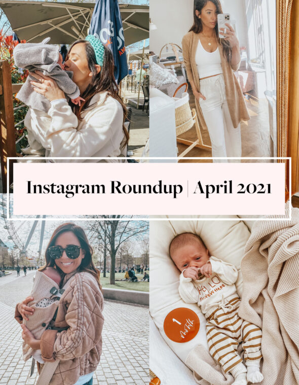 Instagram Roundup | April 2021