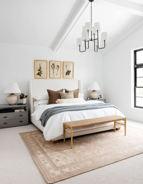Four Themes to Consider For a Main Bedroom Refresh